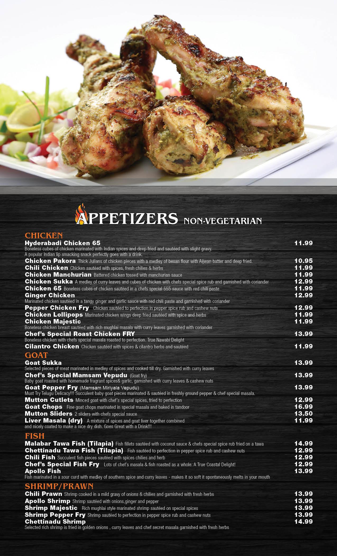 House of Biryani & Kebab's_Dine In 2