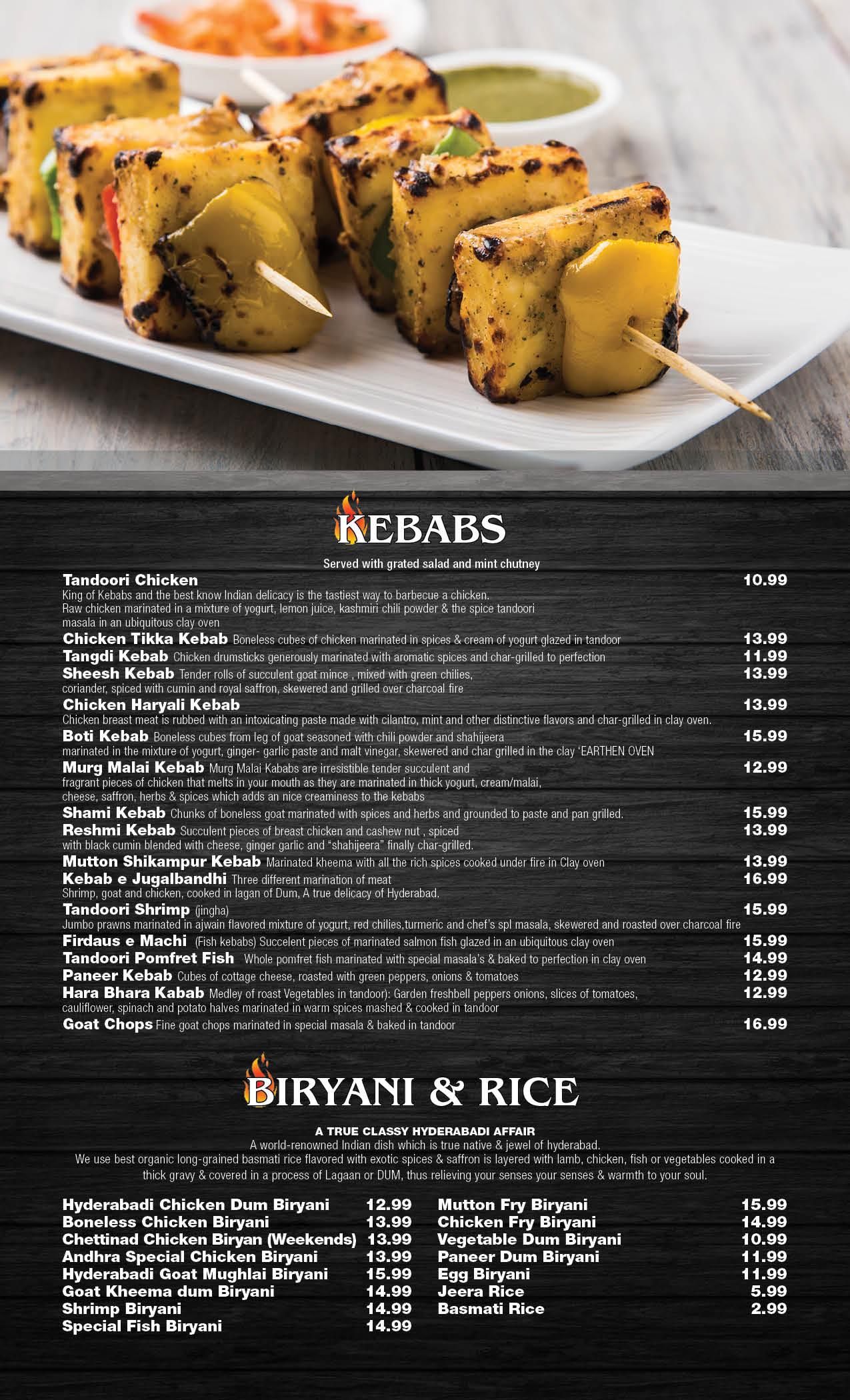 House of Biryani & Kebab's_Dine In 7
