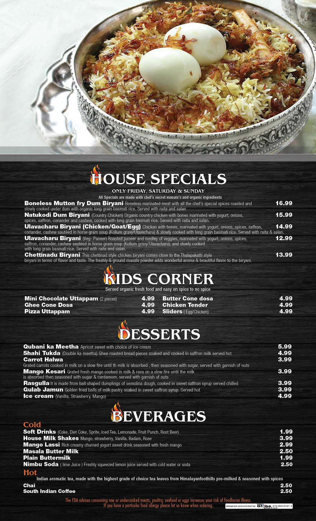 House of Biryani & Kebab's_Dine In 8